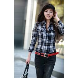 寮步职业衬衫定做-旺龙服饰用心制作-职业衬衫定做制造商图片