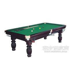 标准美式桌球台 美式台球桌 标准桌球台案子 美式黑8台球桌图片