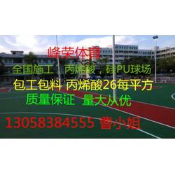 体育设施工程,峰荣体育器材(图),儋州市体育设施工程图片