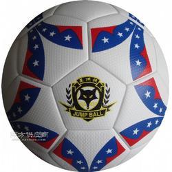 少年足球 美洲狐3310耐踢防滑pu足球脚感舒适 无缝热贴合足球图片