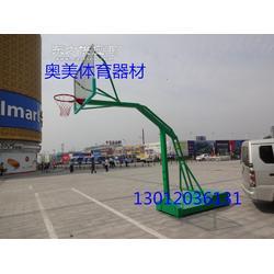 标准篮球架,液压篮球架图片