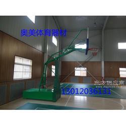 圆管篮球架,海燕式篮球架,凹箱式篮球架图片