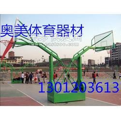 儿童篮球架透明钢化玻璃篮板图片