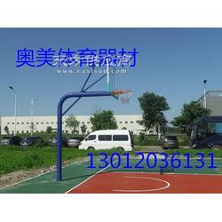 移动篮球架户外地埋篮球架图片