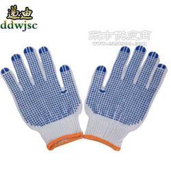 防滑点胶手套供应图片
