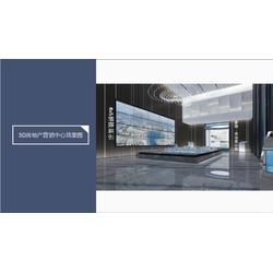 房地产展厅完美解决方案 -数字沙盘液晶拼接大屏幕图片