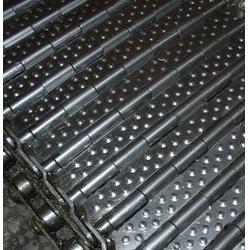 不锈钢链板|西卢链网厂|大理链板图片