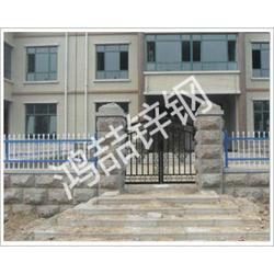小区护栏多钱一米,小区护栏,安平县鸿喆丝网(查看)图片