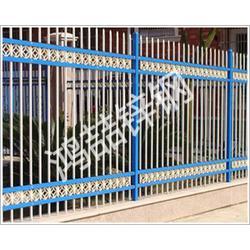安平县鸿喆丝网(图)|赤峰锌钢护栏|锌钢护栏图片
