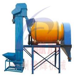 玻化微珠攪拌機 無軸滾筒攪拌 零破損 容重達標圖片