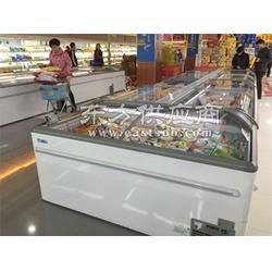 推荐梅花超市组合岛柜图片