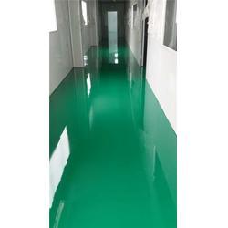 办公室刷灰色地板漆、合为达地坪漆(已认证)、地板漆图片