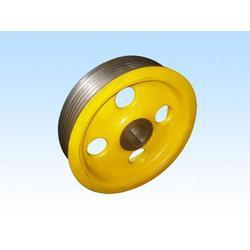 旭日电梯、钢丝导向轮、导向轮图片