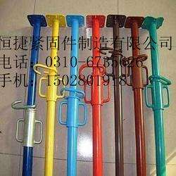 钢支撑厂家 恒捷紧固件(图),工程钢支撑,沧州钢支撑图片