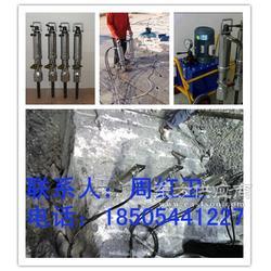 矿山开采设备液压分裂机图片