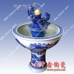 室内陶瓷喷泉,音乐喷泉,陶瓷喷泉工艺品图片