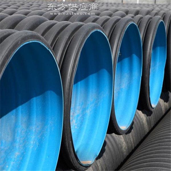 亿鑫塑胶(图)、500大口径双壁波纹管、毫州双壁波纹管图片