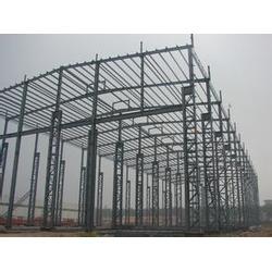 轻钢结构别墅-东日钢结构报价-兴宁钢结构图片
