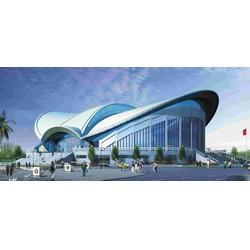 東日鋼結構 鋼結構施工方案-廣州鋼結構圖片