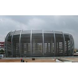 東日鋼結構施工 廠房鋼結構-樂昌鋼結構圖片