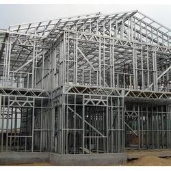 钢结构隔层-东日钢结构施工-佛山钢结构图片