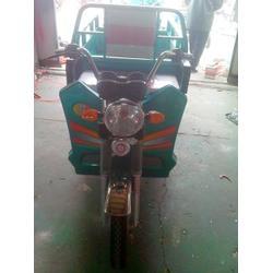 河南电动三轮车、颜色鲜艳的电动三轮车、通达车业(优质商家)图片