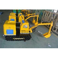 鲁加特机械(图)、通用型游乐挖掘机、游乐挖掘机图片