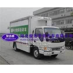 江淮轻型售货车图片