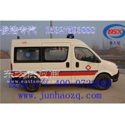 江淮救护车图片