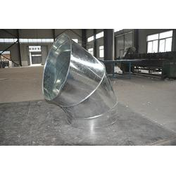 不锈钢风管法兰-西青不锈钢风管-天津风管加工选捷维诺实业图片
