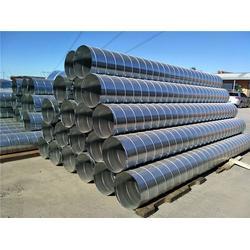 天津螺旋风管选捷维诺实业、生产螺旋风管、梅厂螺旋风管图片