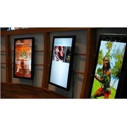 wifi网络广告机、海博视、网络广告机图片