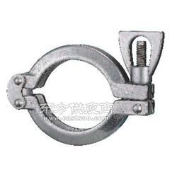 不锈钢卡箍制造工艺 不锈钢卡箍生产厂家图片