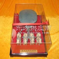 铜车马礼品模型图片
