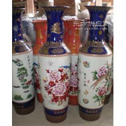富贵牡丹大花瓶图片
