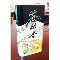 龙波森金属包装(图)|1.5L食用油铁罐批发|食用油铁罐图片