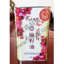 芥花子油铁罐包装行情、龙波森金属包装(在线咨询)、铁罐包装图片