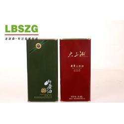 大豆油铁罐包装_龙波森金属包装(在线咨询)_铁罐包装图片