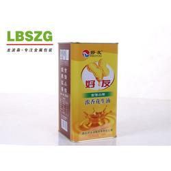 龙波森铁罐 食用油铁罐定制生产商-食用油铁罐定制图片