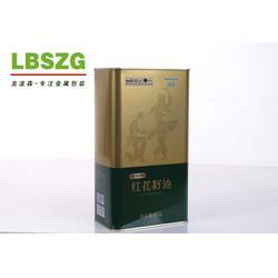 龙波森金属包装 橄榄油铁罐-油铁罐图片