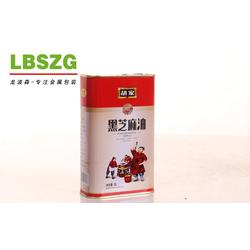 食用油铁罐供应、龙波森金属包装(在线咨询)、食用油铁罐图片