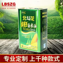 龙波森金属包装 食用油铁罐报价-食用油铁罐图片