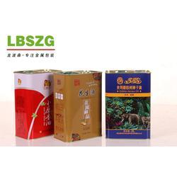 食用油铁罐-龙波森金属-食用油铁罐包装设计图片