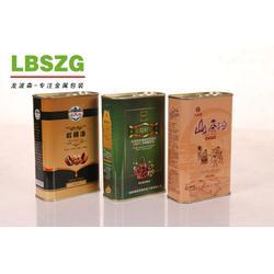 食用油铁盒供应-食用油铁盒-龙波森金属包装(查看)图片