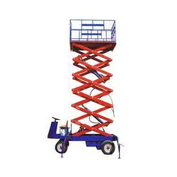 莱芜升降平台-天富机械设备公司-三剪叉升降平台图片