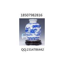 30斤陶瓷酒坛厂图片