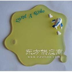 定制水滴杯垫定做卡通水滴杯垫订做小水滴杯垫图片