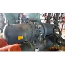 富尔达水地源热泵机组维修保养压缩机进水维修图片