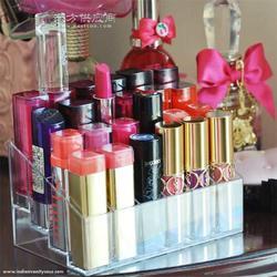 化妆刷展示架唇膏克力化妆品展示架有机玻璃 亚克力定做款CG4图片