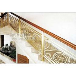 楼梯铜扶手 楼梯铜扶手定做 楼梯铜扶手铸皇供应商图片